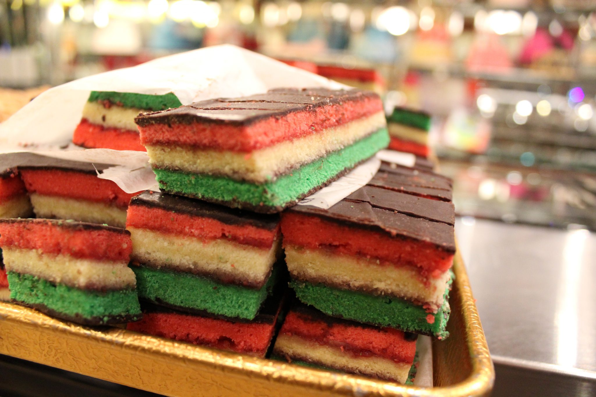 Average  Layer Cake Weight